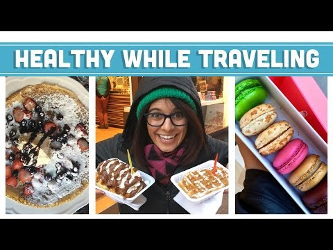 How I Stay Healthy While Traveling on Vacation Vlog Mind Over Munch