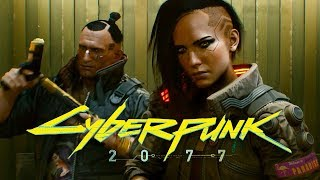 Cyberpunk 2077 Gameplay walkthrough Part 1 Developer Demo Reveal — 48 minute walkthrough