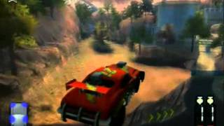 Destruction Derby Arenas - Trailer 2 - PS2