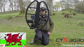 MINELAB CTX 3030.. Learning The CTX