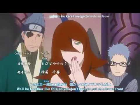 Naruto Shippuden Opening 9   Lyrics   480P