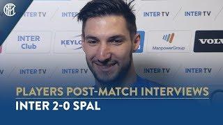 INTER 2-0 SPAL | MATTEO POLITANO INTERVIEW: