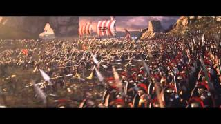 Sparta:  War of Empires - Moment of Glory (Cinematic Trailer)