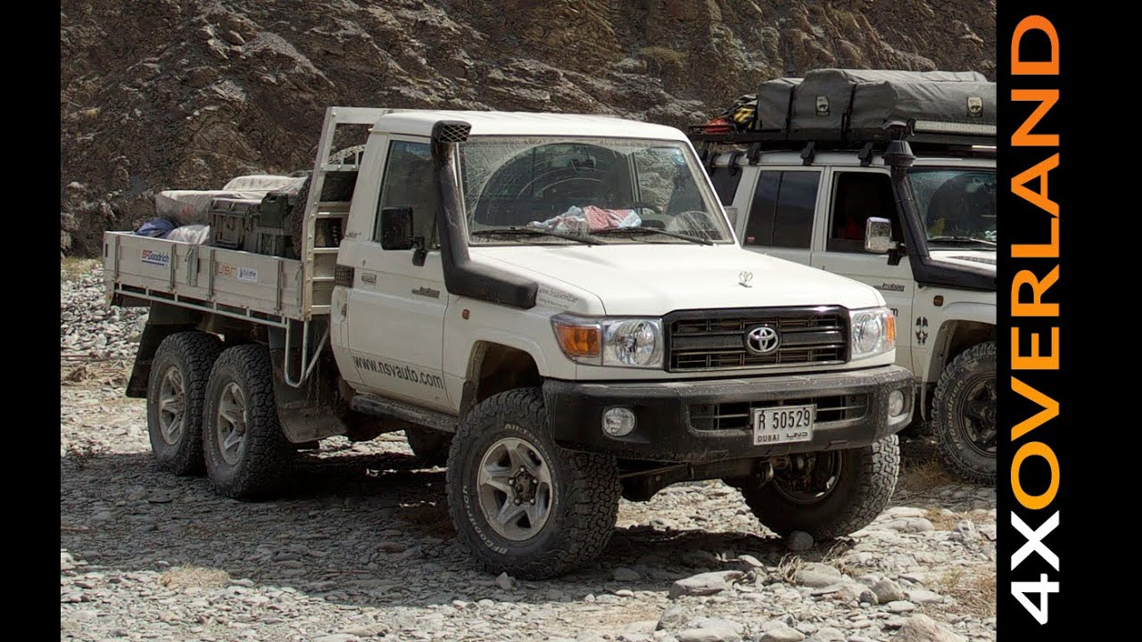 Toyota Land Cruiser 6x6 Do I Want One Dubai Oman Part 3