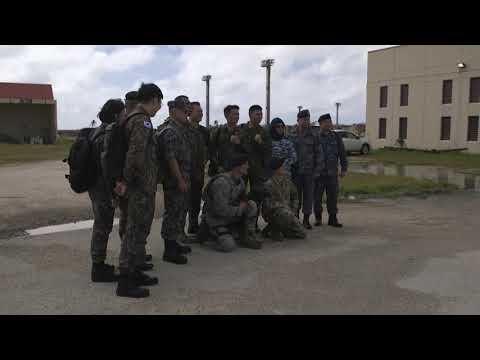 DFN: Cope North Pacific Defender Hands on MWD Training GUAM 02.20.2019