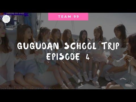 [ENG SUB] Gugudan School Trip Ep. 4