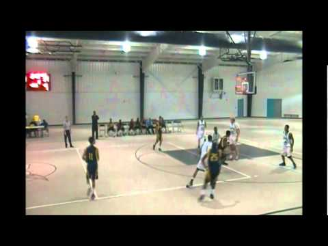 #1 Jalen Thomas and #33 Felix Davis highlights vs. Summit Academy