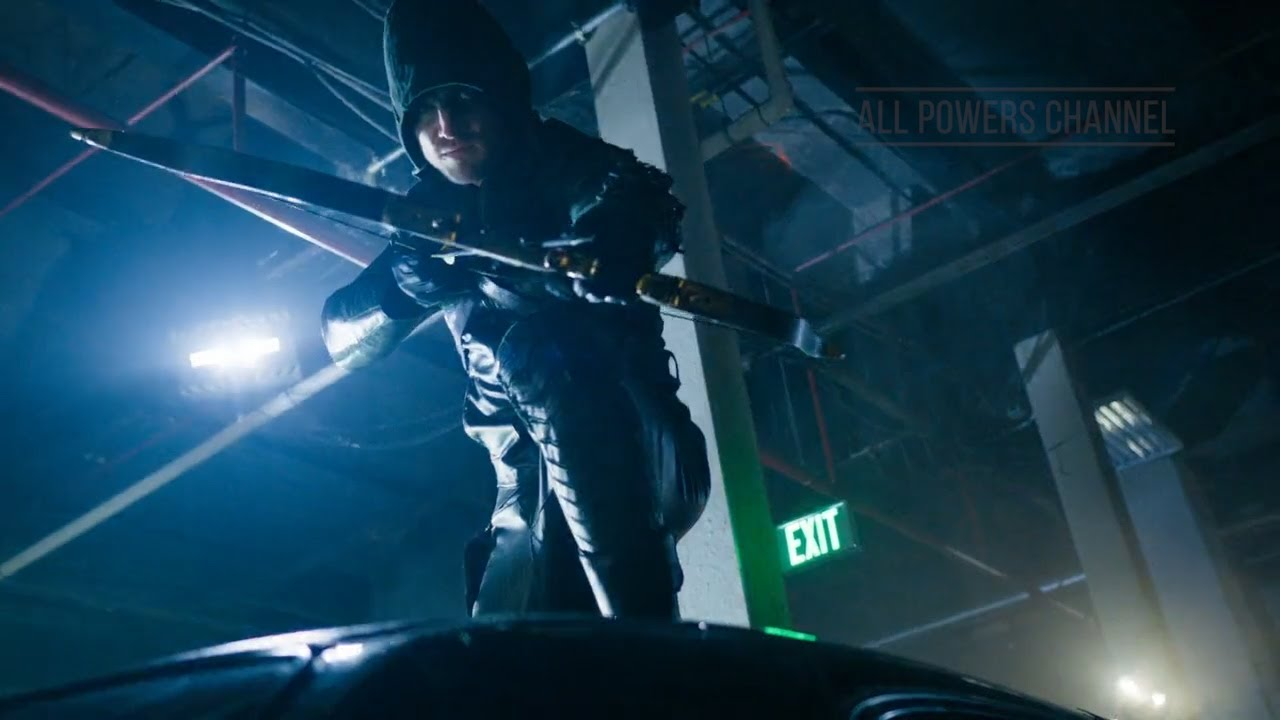 Download Arrow- All Skills, Weapons, and fights from the Season 1