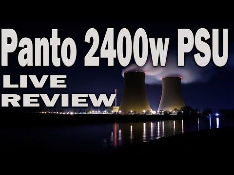 Live Episode #55 Do alibaba power supplys work? 2400w 16x 8 pin PSU Review!