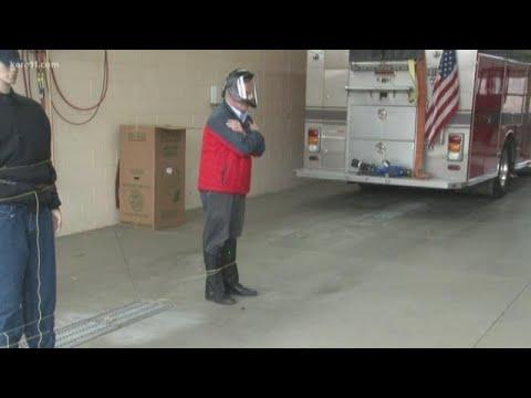 Bob Delmont - New non lethal Police Rope Gun..like SPIDERMAN!!!