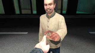 Gmod Arena: Billy Mays VS Vince