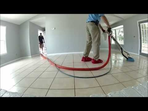 8 6 15 Tile and grout cleaning, Panama City Beach,