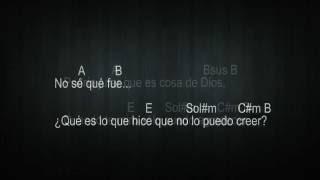 Otras vidas (Carlos Rivera) Karaoke