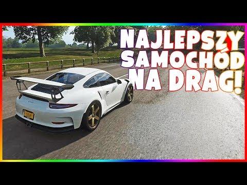 FORZA HORIZON 4 - PORSHE GT3RS NAJLEPSZE NA DRAG! /NLargo 📣 thumbnail