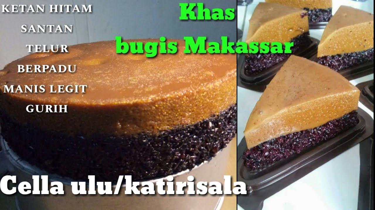 Resep cella ulu/katirisala khas bugis Makassar