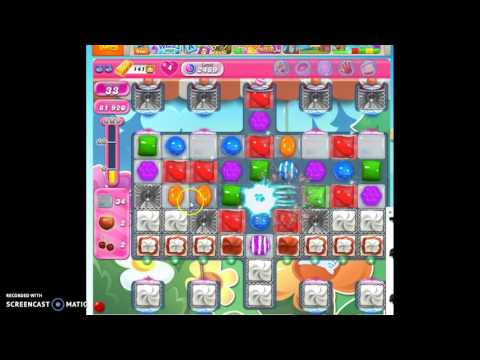 Candy Crush Level 2489 help w/audio tips, hints, tricks