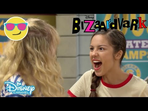 Bizaardvark | Paige and Amelia's Volleyball Song | Official Disney Channel UK