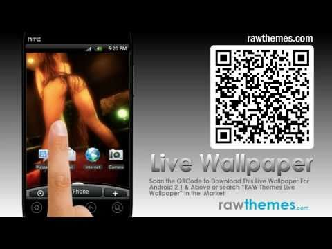 Hot Girls - Best Live Wallpapers - YouTube