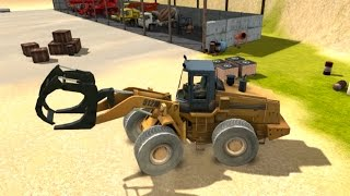 KIDS construction vehicles Trucks, realistic 3d Heavy equipment videos for children