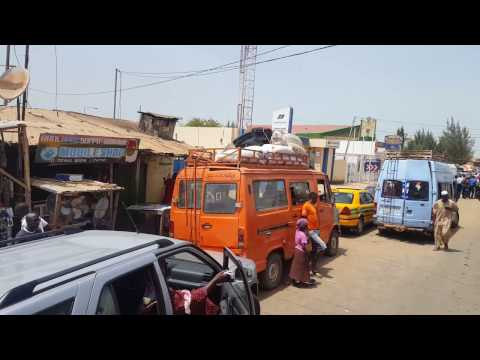 My trip to Gambia and Senegal