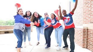 New Student Orientation 2019 at Shenandoah University