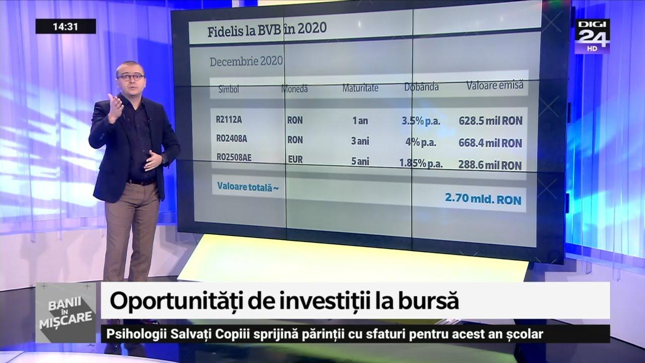 oportunități de investiții
