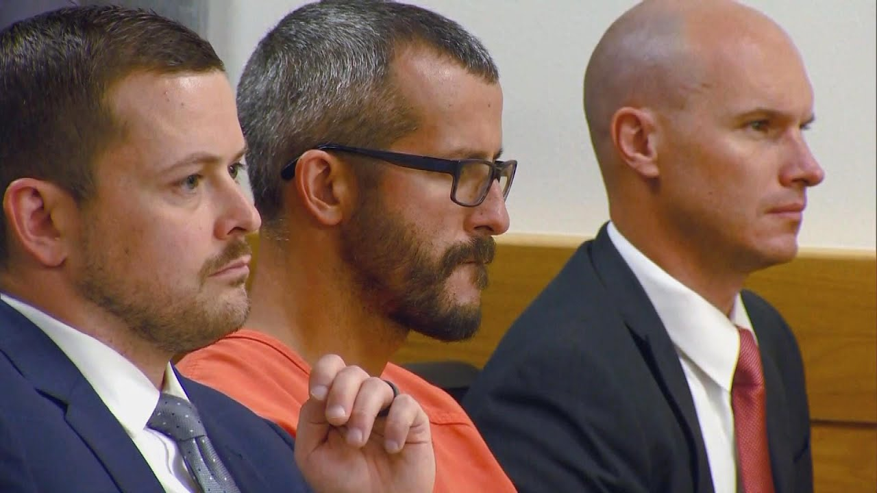 Colorado Dad Chris Watts Pleads Guilty to Murdering His Wife and Daughters