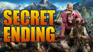 Far Cry 4 Secret Ending - Beat The Game In Less Than 15 Minutes!