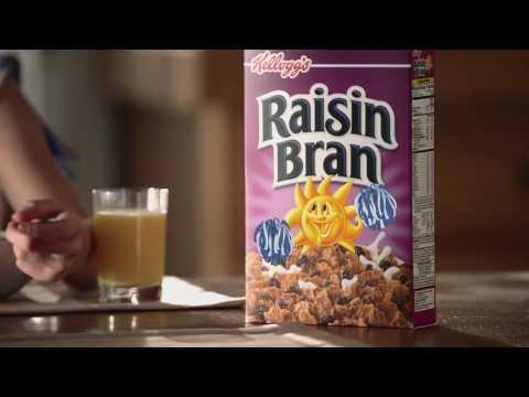 Raisin Bran Commercial with Bridger Zadina
