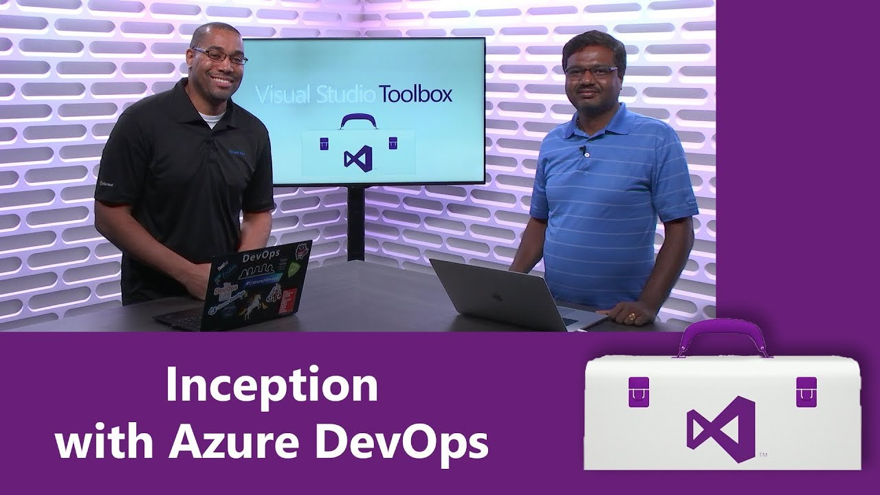 Inception with Azure DevOps