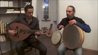 urfa divani  __ duo El Berdaoui - Strazzante