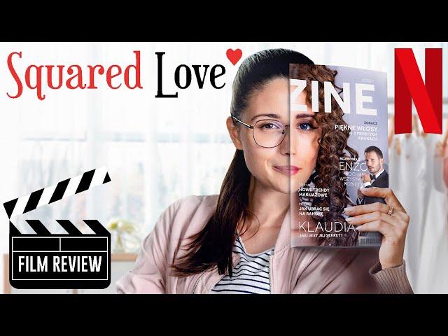 Squared Love Milosc do kwadratu   Netflix Movie Review