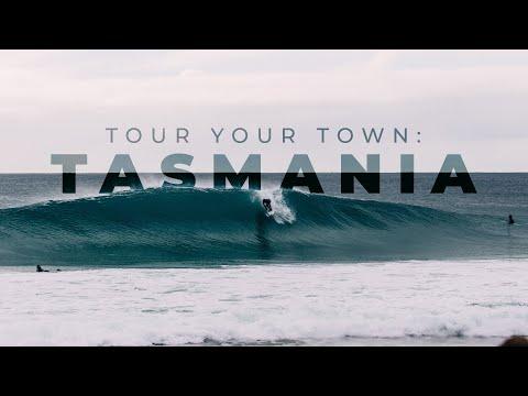 TOUR YOUR TOWN Ep.2 - TASMANIA