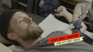 Scars and Ink: Matt and Adam David Thompson