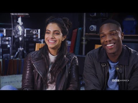 Mandip and Her Flashlight | Access All Areas | Doctor Who | BBC America