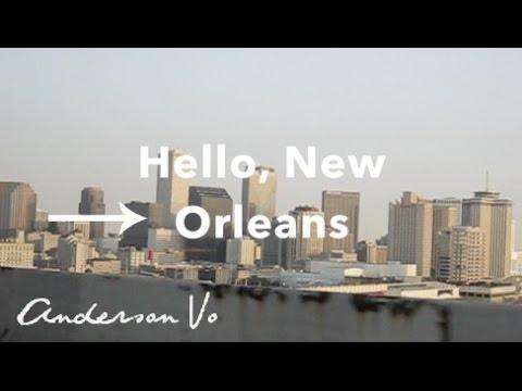 Hello, New Orleans ~ Vlog ~ 2016