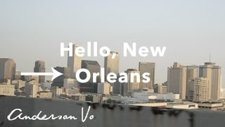 Hello, New Orleans ~ Vlog ~ 2016