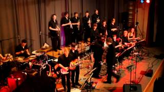 Allstar Big-Band - Sussudio (live)