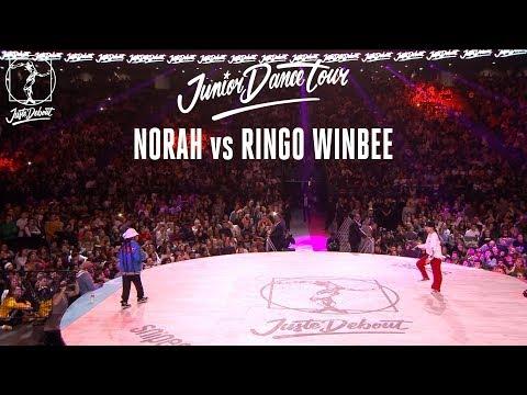 Junior Dance Tour quarter final : Norah vs...