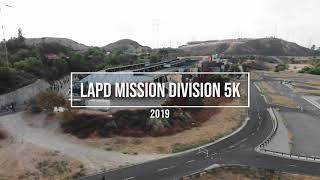 2019 LAPD Mission Division 5k