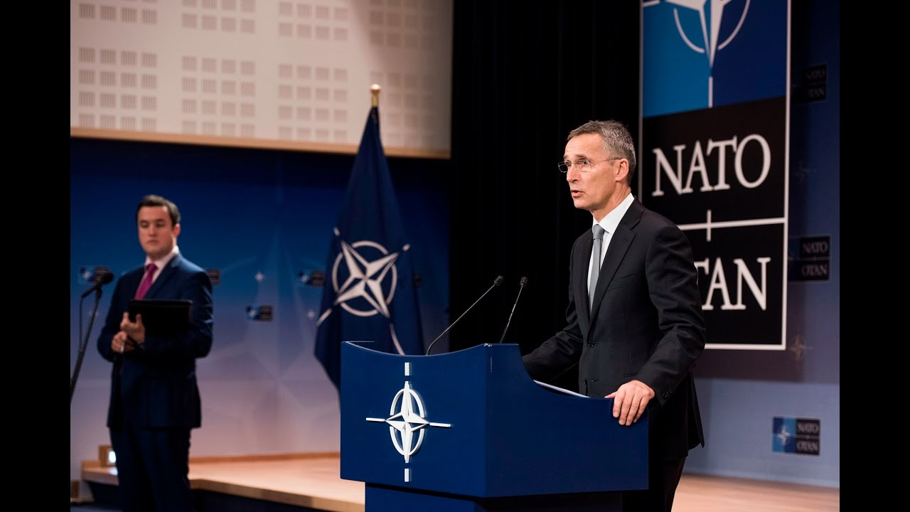 NATO Secretary General press conference, Defence Minister Meetings, 27 OCT 2016, 1/2