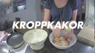 Kroppkakor -- Dumpling From Southern Sweden With Modernist Thickeners