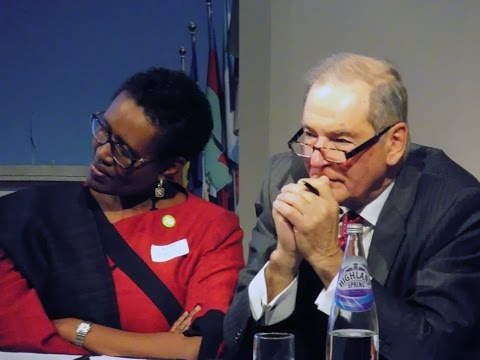 CISD Conference at SOAS, October 2015. - The UN at 70: The UN and the Global South