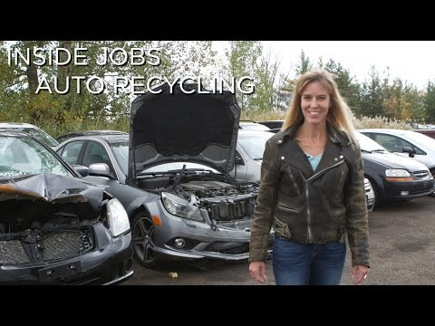 Inside Jobs | Auto Recycling | Driving.ca
