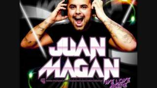 Juan Magan-Bailando por ahi (New Hit 2011) with lyrics