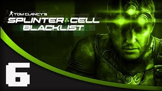 Splinter Cell: Blacklist Longplay #6 (Non-Commentary)