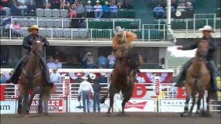 July 6 - Calgary Stampede Rodeo Highlights