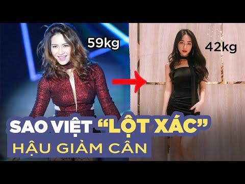 Hoà Minzy, Hà Anh Tuấn, Hari Won và những màn GIẢM CÂN ngoạn mục của Sao Việt ít ai biết