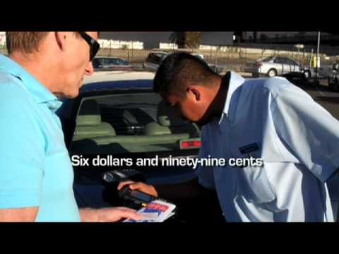 Dollar Rent A Car Gas Receipt Scam