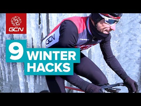 9 Winter Cycling Hacks | Your Tips To Beat The Cold On The Bike